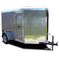 Nitro Motorcycle Trailer