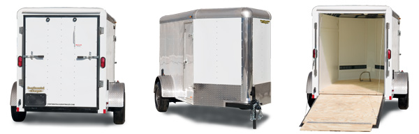 5ft Nitro Motorcycle Trailers