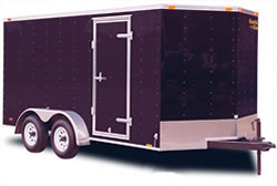 Cargo Trailer - Value Hauler Wedge Series